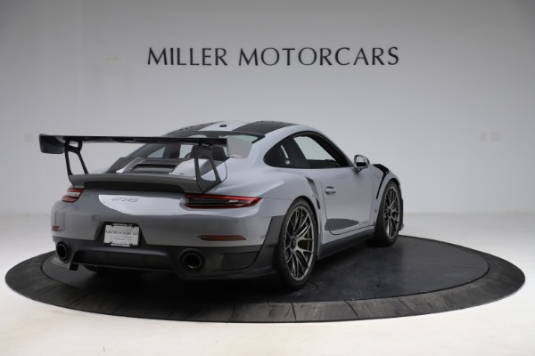 Used 2019 Porsche 911 GT2 RS for sale Sold at Aston Martin of Greenwich in Greenwich CT 06830 7