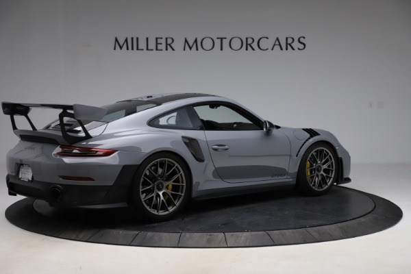 Used 2019 Porsche 911 GT2 RS for sale Sold at Aston Martin of Greenwich in Greenwich CT 06830 8