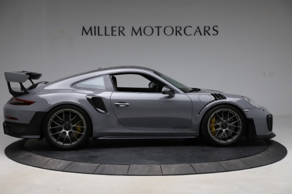 Used 2019 Porsche 911 GT2 RS for sale Sold at Aston Martin of Greenwich in Greenwich CT 06830 9