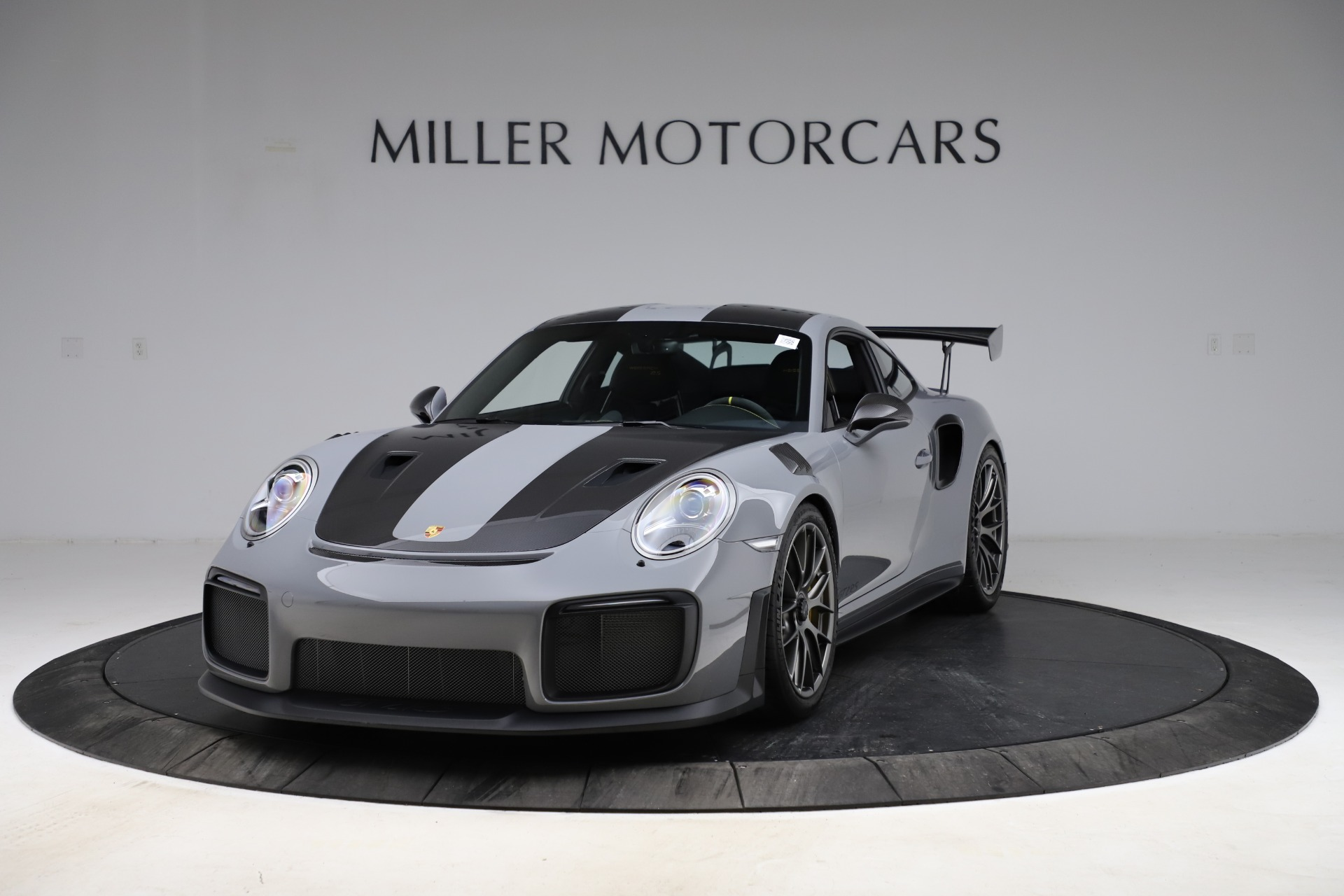 Used 2019 Porsche 911 GT2 RS for sale Sold at Aston Martin of Greenwich in Greenwich CT 06830 1