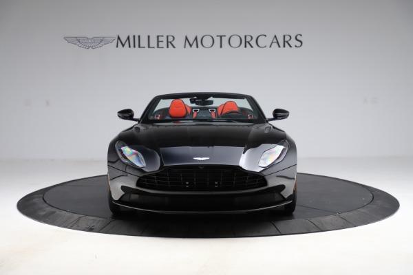 Used 2019 Aston Martin DB11 Volante Volante for sale $204,900 at Aston Martin of Greenwich in Greenwich CT 06830 11