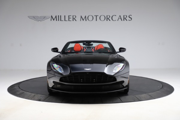 Used 2019 Aston Martin DB11 Volante for sale Sold at Aston Martin of Greenwich in Greenwich CT 06830 11