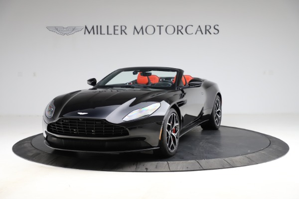 Used 2019 Aston Martin DB11 Volante for sale Sold at Aston Martin of Greenwich in Greenwich CT 06830 12
