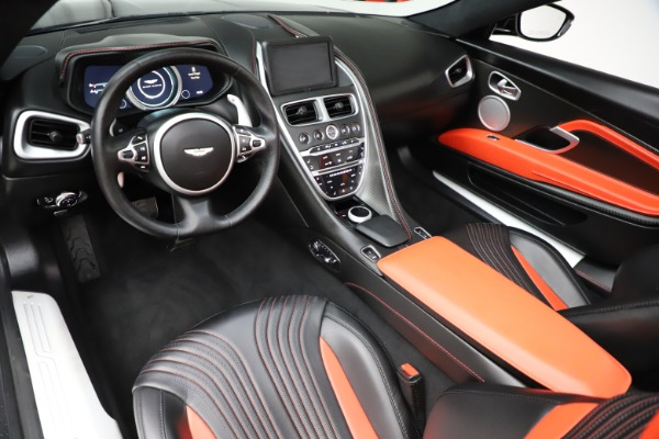 Used 2019 Aston Martin DB11 Volante for sale Sold at Aston Martin of Greenwich in Greenwich CT 06830 13