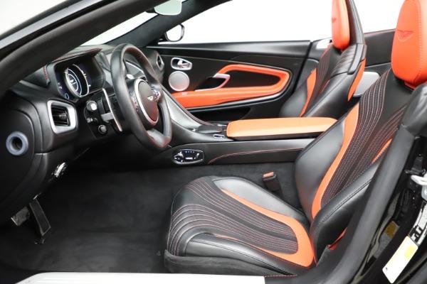 Used 2019 Aston Martin DB11 Volante Volante for sale $204,900 at Aston Martin of Greenwich in Greenwich CT 06830 14