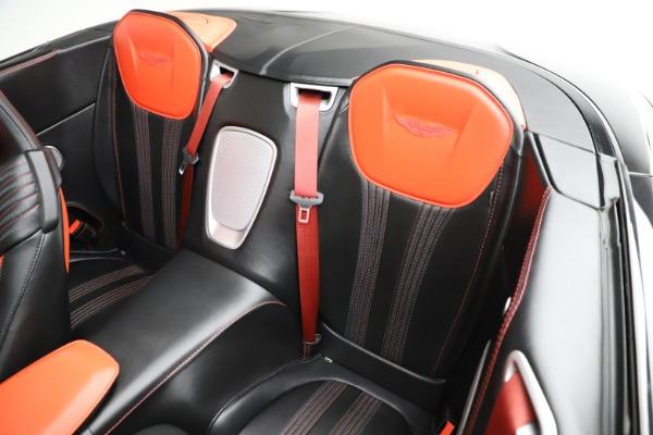 Used 2019 Aston Martin DB11 Volante Volante for sale $204,900 at Aston Martin of Greenwich in Greenwich CT 06830 18
