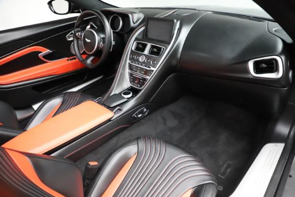 Used 2019 Aston Martin DB11 Volante Volante for sale $204,900 at Aston Martin of Greenwich in Greenwich CT 06830 20