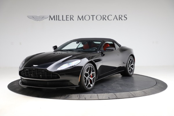 Used 2019 Aston Martin DB11 Volante for sale Sold at Aston Martin of Greenwich in Greenwich CT 06830 23