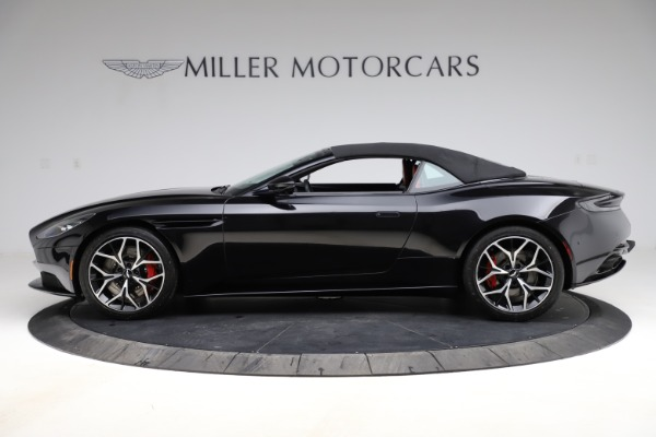 Used 2019 Aston Martin DB11 Volante for sale Sold at Aston Martin of Greenwich in Greenwich CT 06830 24
