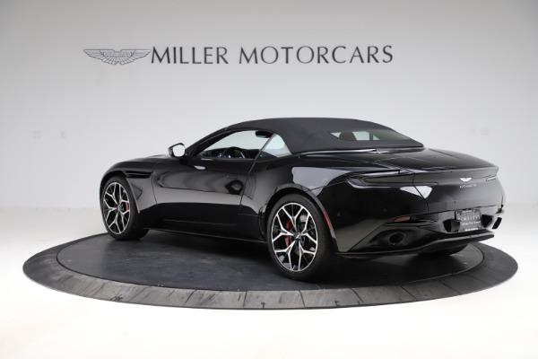 Used 2019 Aston Martin DB11 Volante Volante for sale $204,900 at Aston Martin of Greenwich in Greenwich CT 06830 25