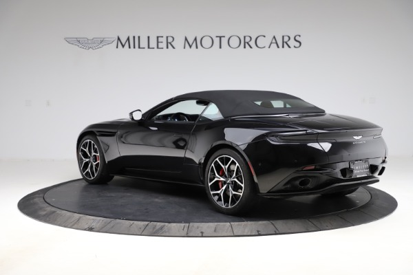 Used 2019 Aston Martin DB11 Volante for sale Sold at Aston Martin of Greenwich in Greenwich CT 06830 25