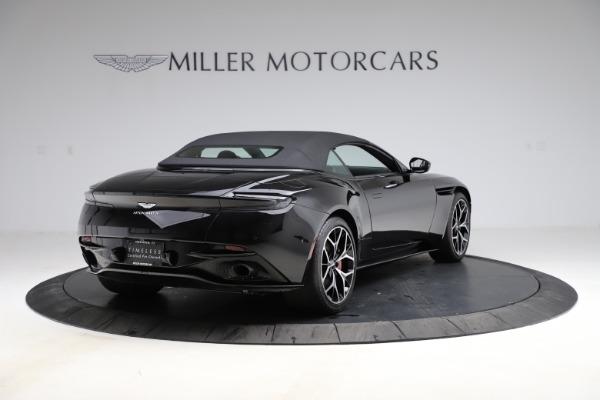 Used 2019 Aston Martin DB11 Volante Volante for sale $204,900 at Aston Martin of Greenwich in Greenwich CT 06830 26