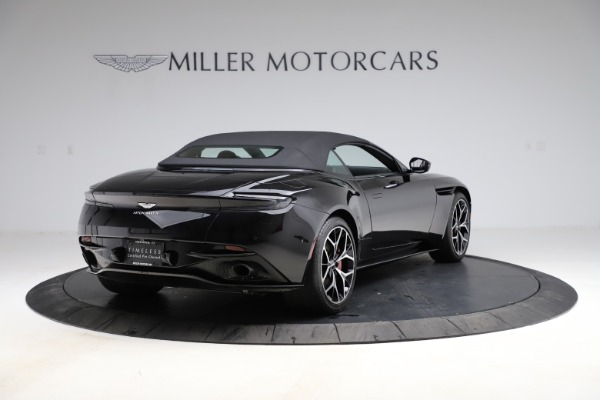 Used 2019 Aston Martin DB11 Volante for sale Sold at Aston Martin of Greenwich in Greenwich CT 06830 26