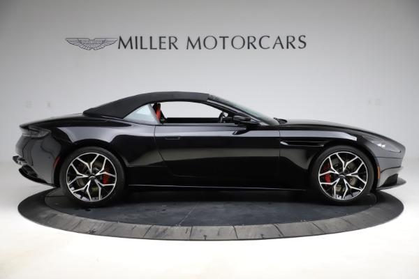 Used 2019 Aston Martin DB11 Volante Volante for sale $204,900 at Aston Martin of Greenwich in Greenwich CT 06830 27