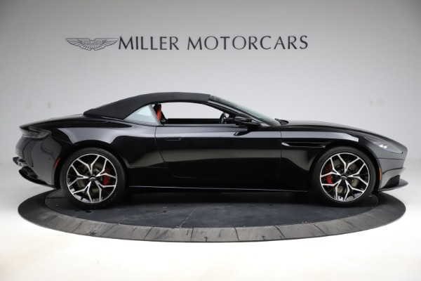 Used 2019 Aston Martin DB11 Volante for sale Sold at Aston Martin of Greenwich in Greenwich CT 06830 27