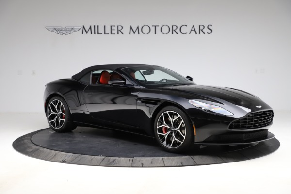 Used 2019 Aston Martin DB11 Volante for sale Sold at Aston Martin of Greenwich in Greenwich CT 06830 28