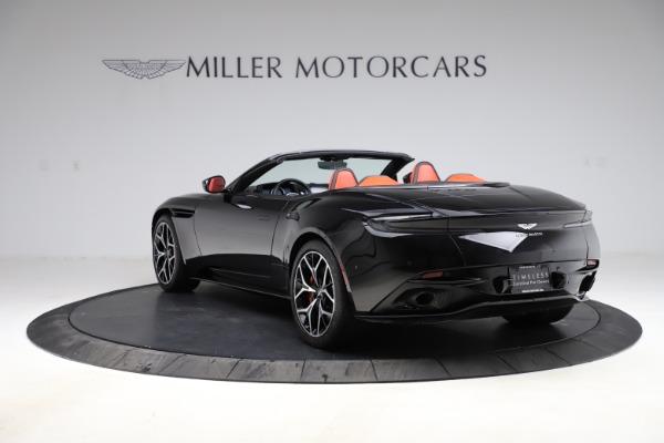 Used 2019 Aston Martin DB11 Volante Volante for sale $204,900 at Aston Martin of Greenwich in Greenwich CT 06830 4