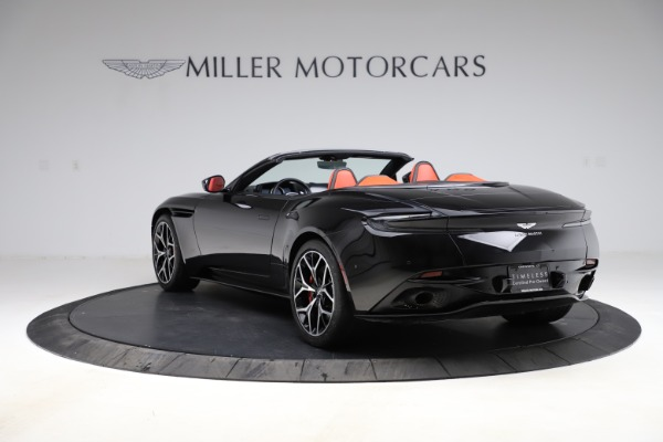Used 2019 Aston Martin DB11 Volante for sale Sold at Aston Martin of Greenwich in Greenwich CT 06830 4