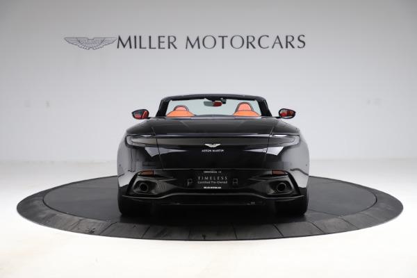 Used 2019 Aston Martin DB11 Volante Volante for sale $204,900 at Aston Martin of Greenwich in Greenwich CT 06830 5