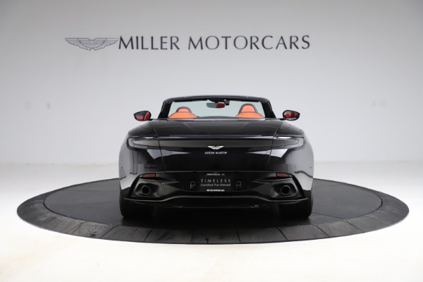 Used 2019 Aston Martin DB11 Volante for sale Sold at Aston Martin of Greenwich in Greenwich CT 06830 5