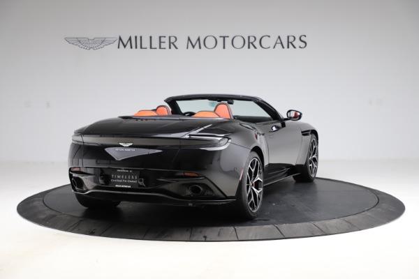 Used 2019 Aston Martin DB11 Volante Volante for sale $204,900 at Aston Martin of Greenwich in Greenwich CT 06830 6