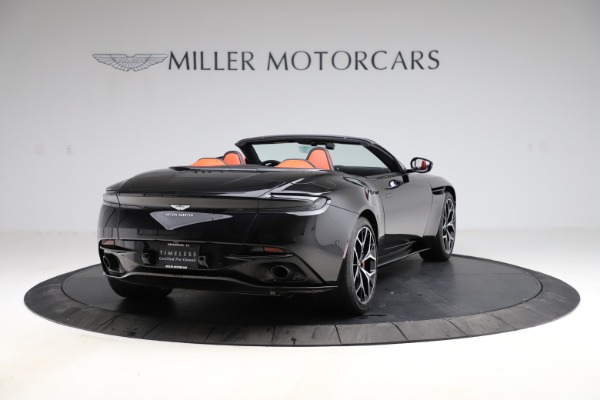 Used 2019 Aston Martin DB11 Volante for sale Sold at Aston Martin of Greenwich in Greenwich CT 06830 6