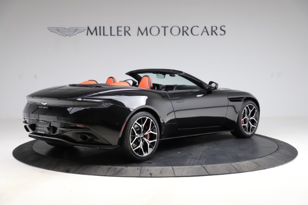 Used 2019 Aston Martin DB11 Volante for sale Sold at Aston Martin of Greenwich in Greenwich CT 06830 7