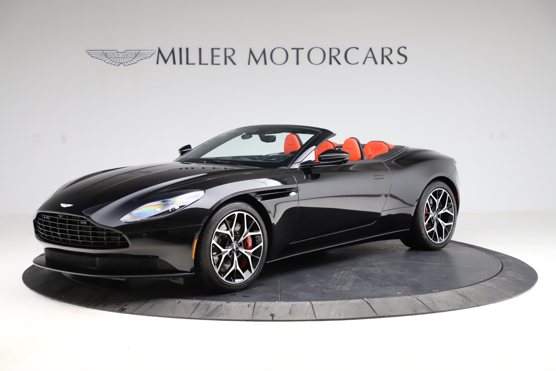 Used 2019 Aston Martin DB11 Volante for sale Sold at Aston Martin of Greenwich in Greenwich CT 06830 1