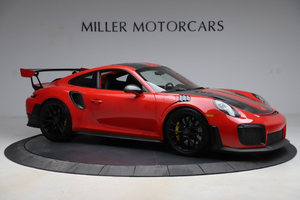Used 2018 Porsche 911 GT2 RS for sale $325,900 at Aston Martin of Greenwich in Greenwich CT 06830 10