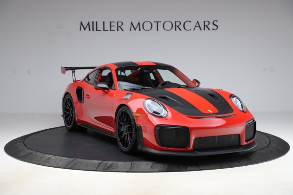 Used 2018 Porsche 911 GT2 RS for sale $325,900 at Aston Martin of Greenwich in Greenwich CT 06830 11