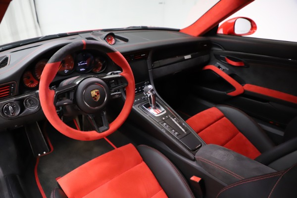 Used 2018 Porsche 911 GT2 RS for sale $325,900 at Aston Martin of Greenwich in Greenwich CT 06830 13