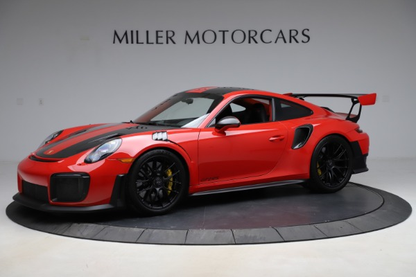 Used 2018 Porsche 911 GT2 RS for sale $325,900 at Aston Martin of Greenwich in Greenwich CT 06830 2