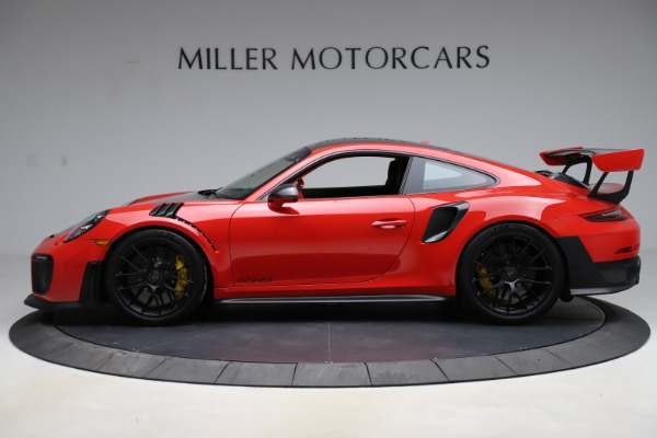 Used 2018 Porsche 911 GT2 RS for sale $325,900 at Aston Martin of Greenwich in Greenwich CT 06830 3