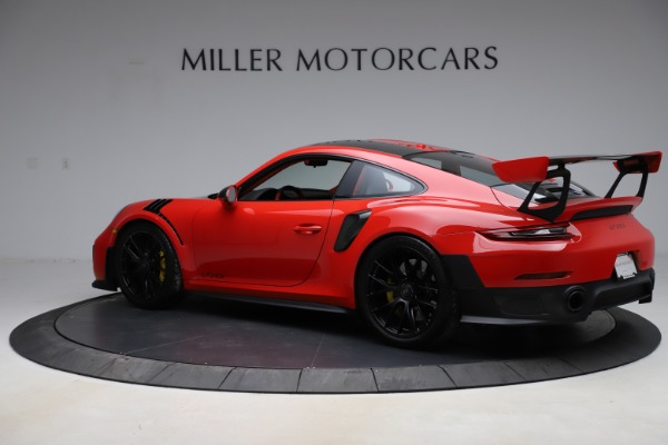 Used 2018 Porsche 911 GT2 RS for sale $325,900 at Aston Martin of Greenwich in Greenwich CT 06830 4