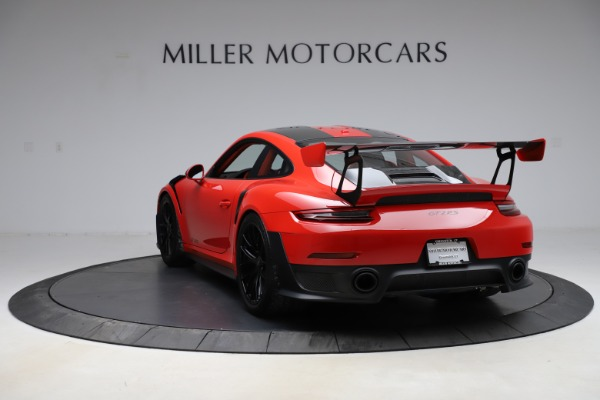 Used 2018 Porsche 911 GT2 RS for sale $325,900 at Aston Martin of Greenwich in Greenwich CT 06830 5