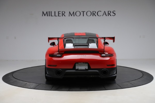 Used 2018 Porsche 911 GT2 RS for sale $325,900 at Aston Martin of Greenwich in Greenwich CT 06830 6