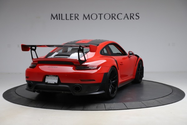 Used 2018 Porsche 911 GT2 RS for sale $325,900 at Aston Martin of Greenwich in Greenwich CT 06830 7