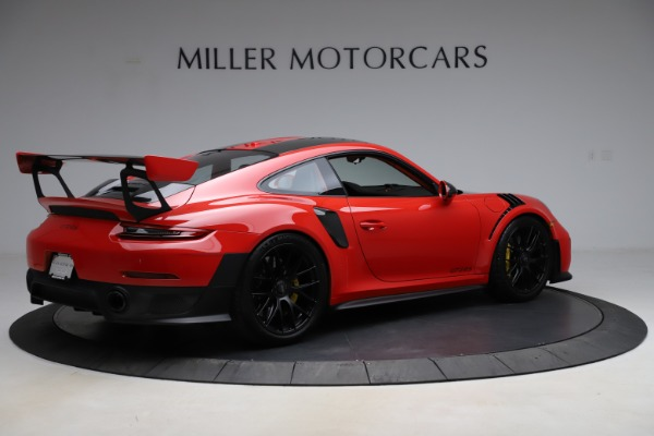 Used 2018 Porsche 911 GT2 RS for sale $325,900 at Aston Martin of Greenwich in Greenwich CT 06830 8