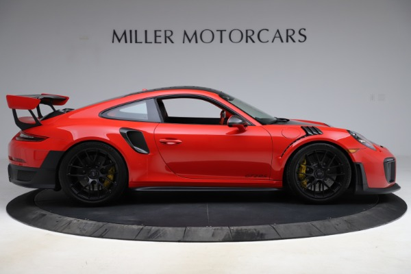 Used 2018 Porsche 911 GT2 RS for sale $325,900 at Aston Martin of Greenwich in Greenwich CT 06830 9