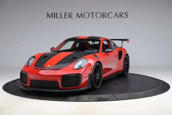 Used 2018 Porsche 911 GT2 RS for sale $325,900 at Aston Martin of Greenwich in Greenwich CT 06830 1