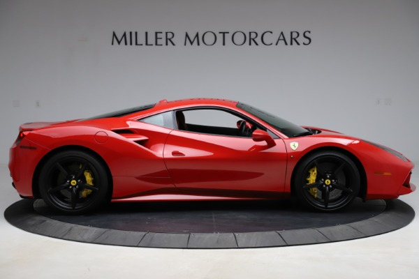 Used 2018 Ferrari 488 GTB for sale Sold at Aston Martin of Greenwich in Greenwich CT 06830 9