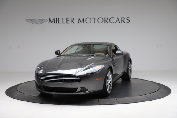 Used 2012 Aston Martin DB9 for sale Call for price at Aston Martin of Greenwich in Greenwich CT 06830 12