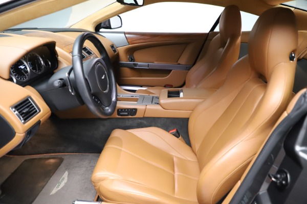 Used 2012 Aston Martin DB9 for sale Call for price at Aston Martin of Greenwich in Greenwich CT 06830 13