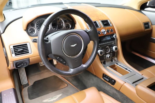 Used 2012 Aston Martin DB9 for sale Call for price at Aston Martin of Greenwich in Greenwich CT 06830 15