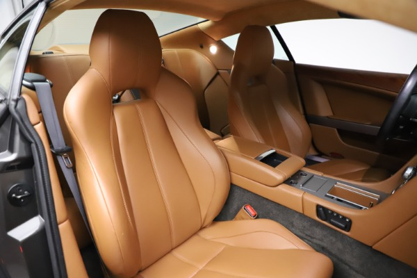 Used 2012 Aston Martin DB9 for sale Call for price at Aston Martin of Greenwich in Greenwich CT 06830 19