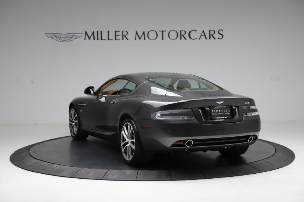 Used 2012 Aston Martin DB9 for sale Call for price at Aston Martin of Greenwich in Greenwich CT 06830 4