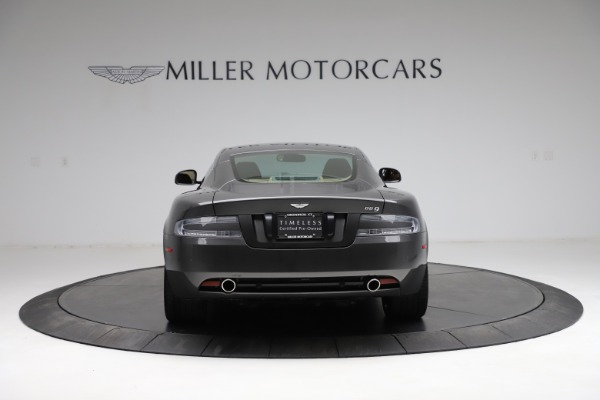 Used 2012 Aston Martin DB9 for sale Call for price at Aston Martin of Greenwich in Greenwich CT 06830 5