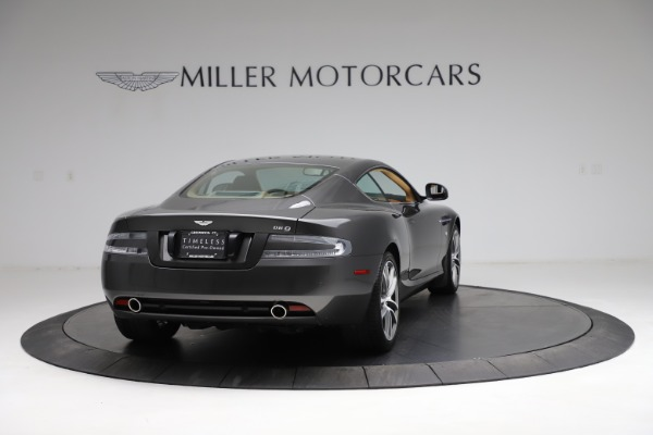 Used 2012 Aston Martin DB9 for sale Call for price at Aston Martin of Greenwich in Greenwich CT 06830 6