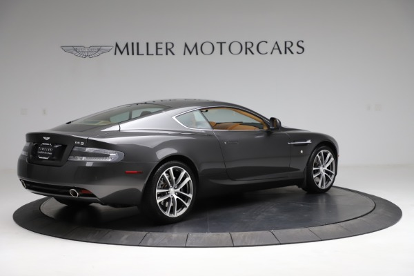Used 2012 Aston Martin DB9 for sale Call for price at Aston Martin of Greenwich in Greenwich CT 06830 7