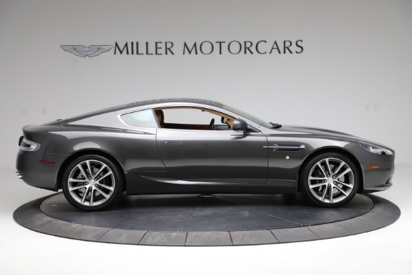 Used 2012 Aston Martin DB9 for sale Call for price at Aston Martin of Greenwich in Greenwich CT 06830 8